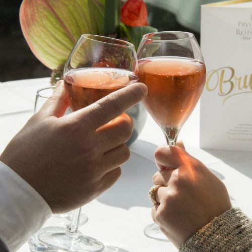 "HOTEL ET SPA LE PAVILLON - RESTAURANT LA ROTONDE - Brunch ""Prestige"""