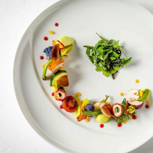 """ABBAYE DE LA BUSSIERE - Repas Gastronomique """"Ambre"""""""