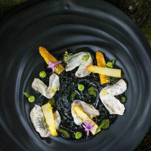 L'AUBERGE BASQUE - La Randonnée Culinaire en 7 services avec accords mets et vins