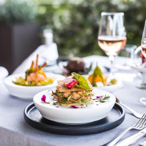 COQUILLADE VILLAGE - Relais & Châteaux - Restaurant Avelan