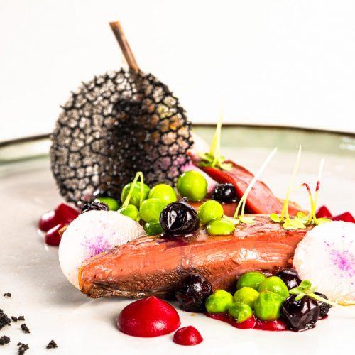 HOTEL DE LA POSTE ET DU LION D'OR - Coffret Gastronomique  Clin d'Oeil