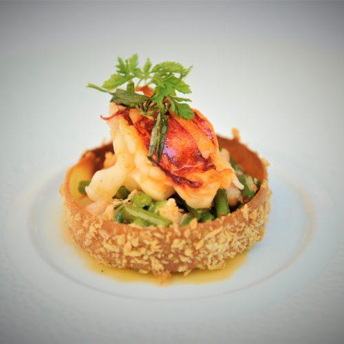 Restaurant SKAB - Menu Inspiration