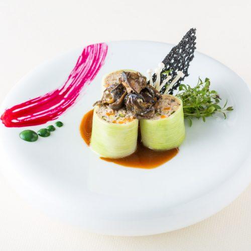 Restaurant Mon Plaisir - Menu Plaisir des Sens