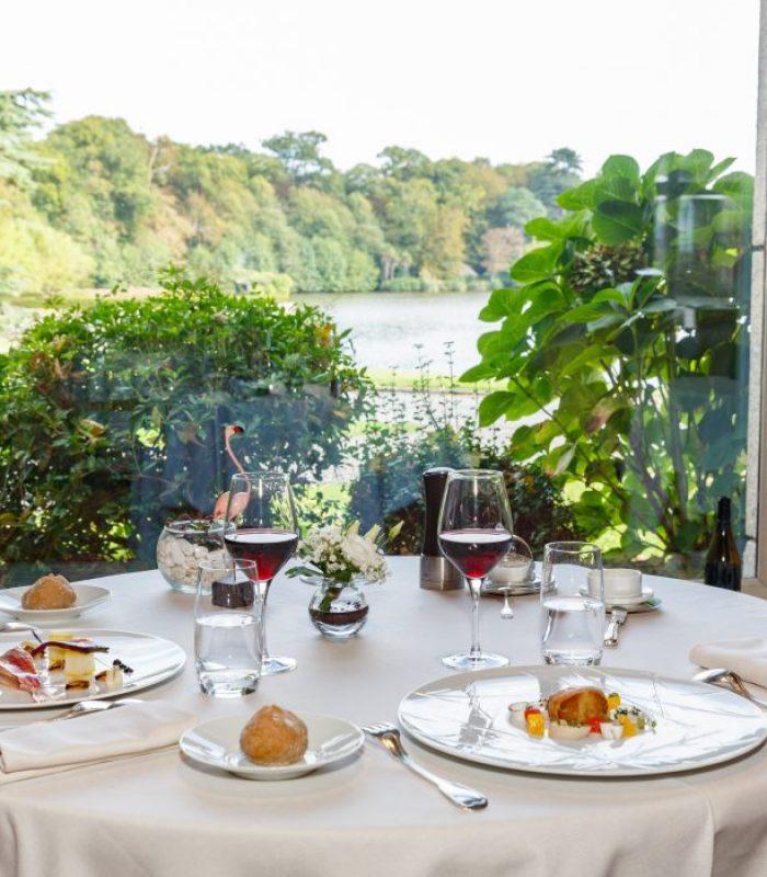 Repas Découverte au Montaigu - HOTEL DE LA BRETESCHE