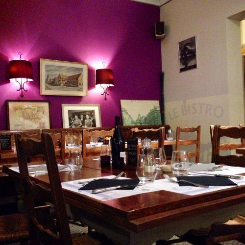 AUBERGE DU FORGERON - Diner gourmand au Bistro, coupe de champagne et boissons comprises