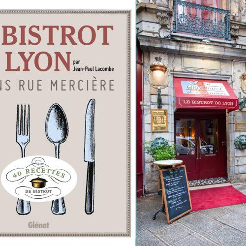 Bistrots de Cuisiniers - BISTROT DE LYON COFFRET SAVEURS 2 pers. + LIVRE LE BISTROT DE LYON