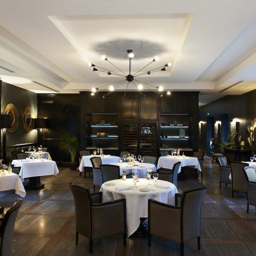 DOMAINE DE MANVILLE - Un diner gastronomique en duo