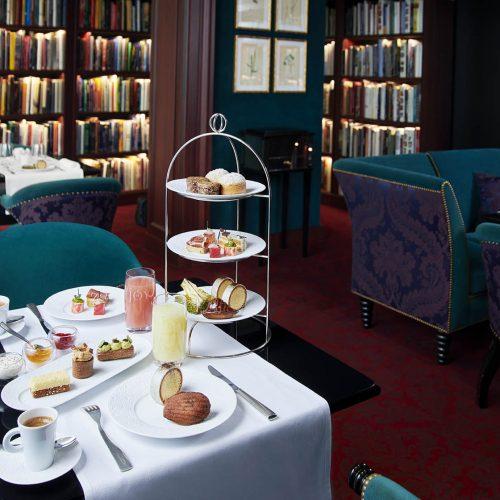 Hôtel Barrière Le Fouquet's Paris - Afternoon tea au Joy