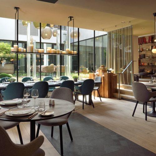 BALTHAZAR HOTEL & SPA - MENU 3 PLATS  ACCORD METS ET VINS POUR 2