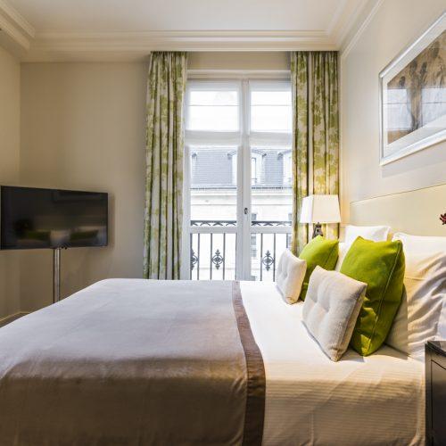 Grand Hôtel du Palais Royal - Romance dans la ville Lumière