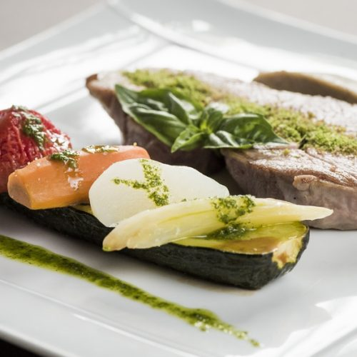 RESTAURANT LE CYGNE - Menu « Gourmand »