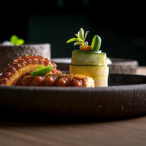 """LE NEUVIEME ART - Coffret """"menu en 3 plats"""" avec boissons"""