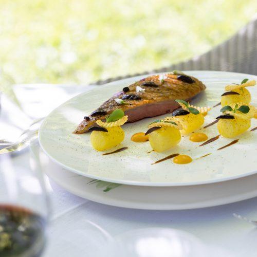 MACA - Coffret gastronomique en 5 actes avec accords mets et vins