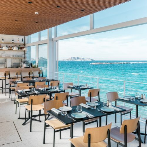 HOTEL LES BORDS DE MER - Déjeuner ou diner