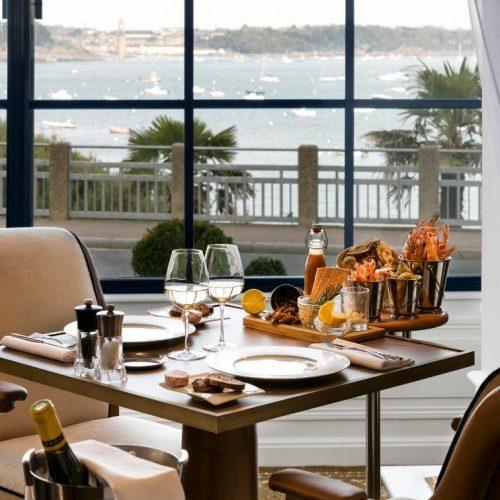 GRAND HOTEL & CASINO BARRIERE DINARD - Escale & Gourmandise Plaisir & Gastronomie