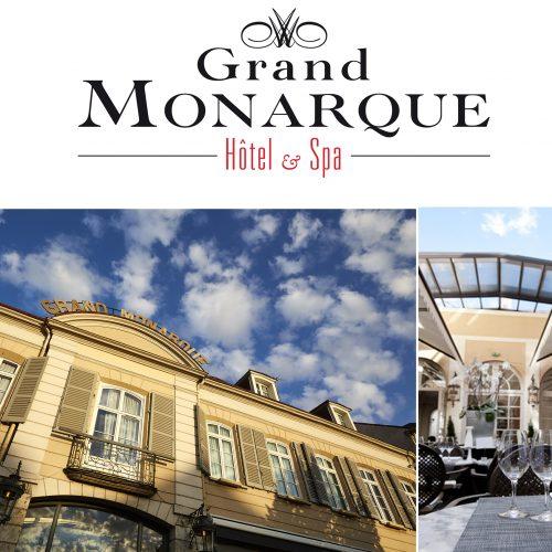 LE GRAND MONARQUE - Invitation à La Cour  by Monarque