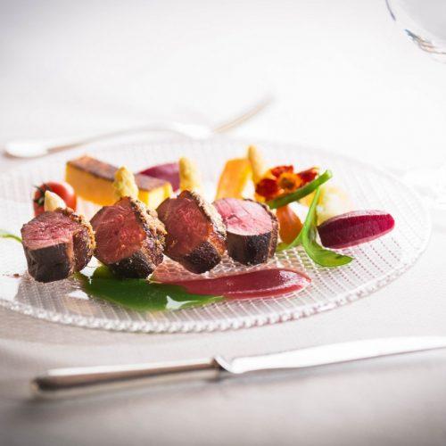A La Cour d'Alsace - Menu gastronomique 3 plats