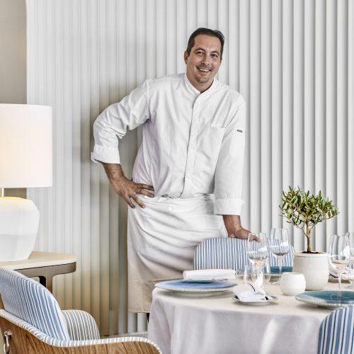 Hôtel du Cap-Eden-Roc - Menu Dégustation avec accords mets & vins au Restaurant Louroc