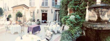 HOTEL D'EUROPE - LA VIEILLE FONTAINE