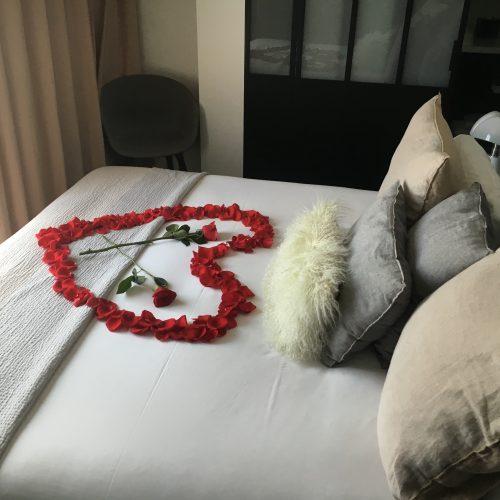 BALTHAZAR HOTEL & SPA - ROMANCE AU BALTHAZAR