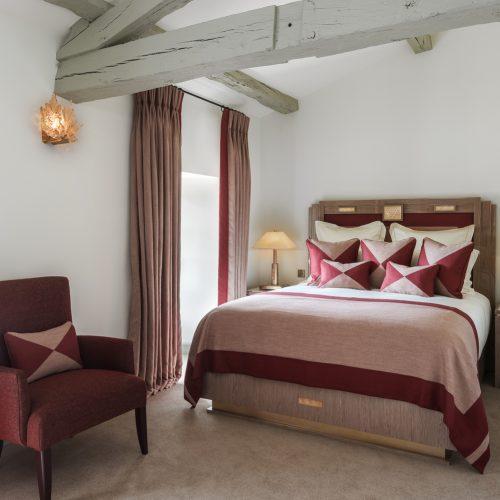 HOTEL & RESTAURANT LALIQUE CHATEAU LAFAURIE-PEYRAGUEY - Séjour Lalique