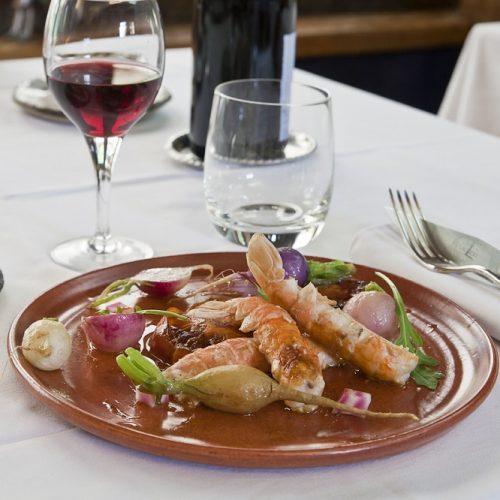 Restaurant Le Jarrousset - Menu Les Pieds Sous la Table