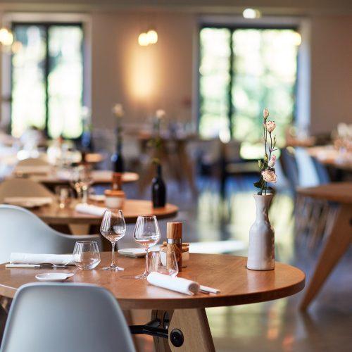 Domaine de Fontenille - Champ des Lunes : menu Dégustation