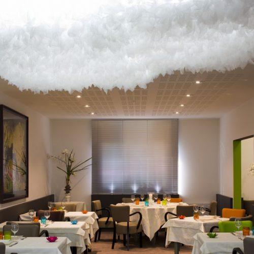 """LE DRACY HOTEL ET SPA – RESTAURANT LA GARENNE - Formule """"Entrée, Plat, Fromage et Dessert"""" et Boissons pour 2 personnes"""