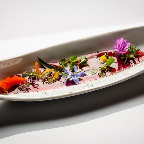 HOTEL RESTAURANT HERVE BUSSET - Coffret Cadeau-Repas Gourmand Menu Epure en  8 services