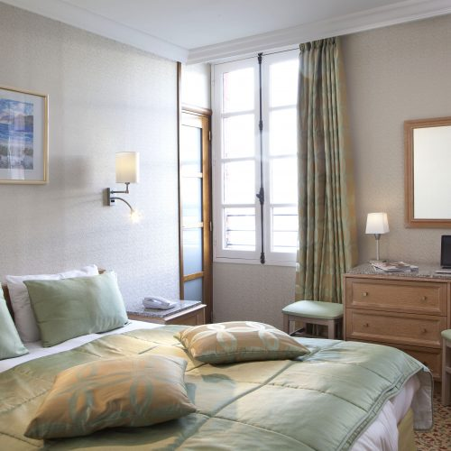 HOTEL LA CROIX BLANCHE - Séjour romantique