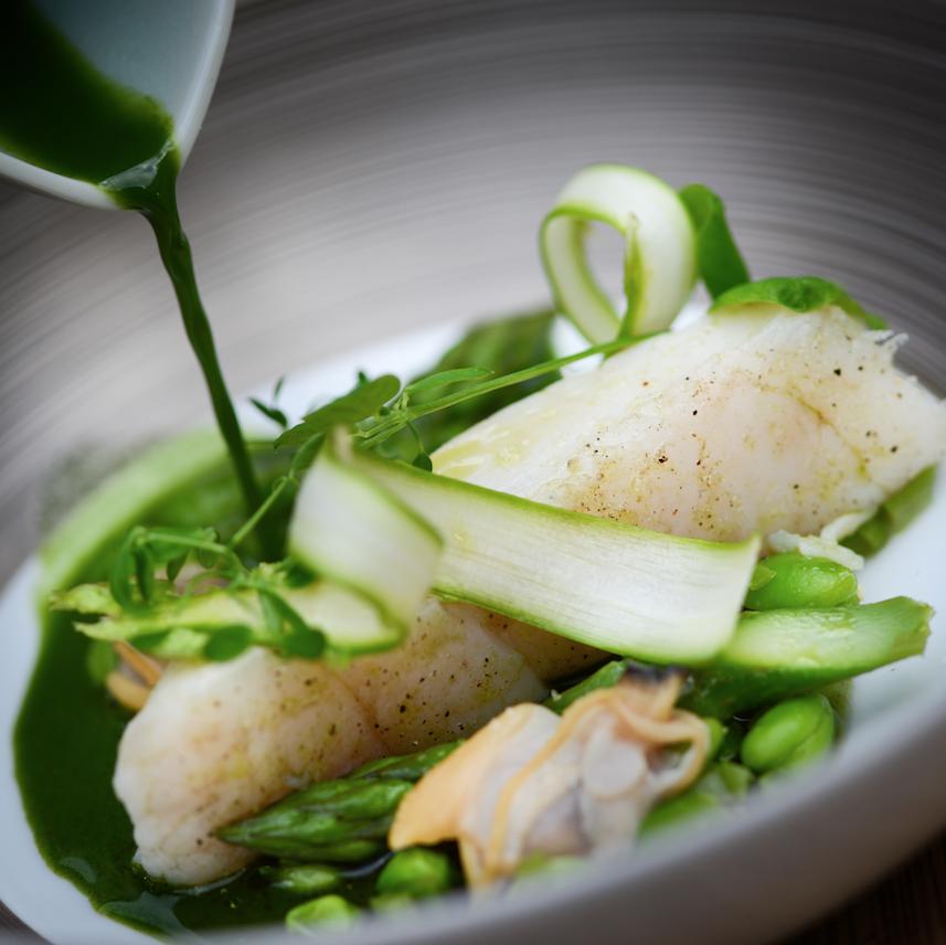 """LA POMME D'API - Repas gastronomique """"Inspirations"""""""