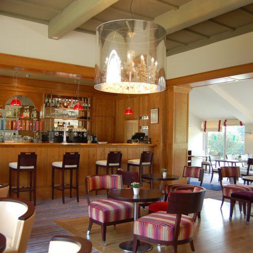DOMAINE DE LA BRETESCHE & SPA - Repas au Club