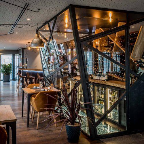 LuluRouget - Diner «à mi-chemin»  les Yeux fermés et boissons en accord