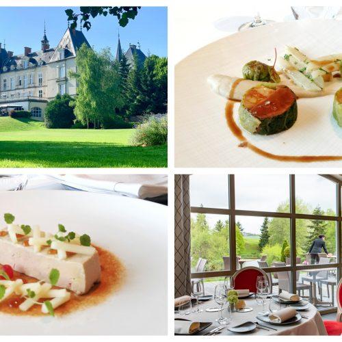 "CHATEAU SAINTE-SABINE - Menu ""Gourmand"" Restaurant Le Lassey"