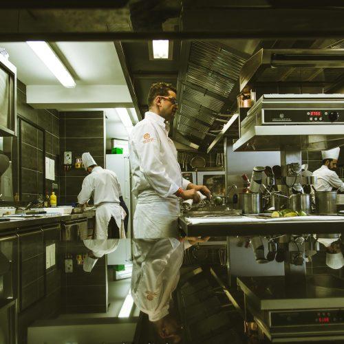 Auberge de Montfleury - Cours de cuisine