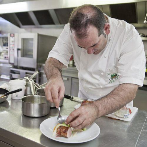 Restaurant Le Jarrousset - Cours de cuisine