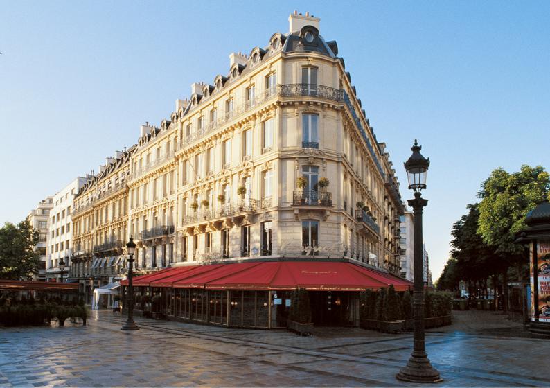 Hôtel Barrière Le Fouquet's Paris - Gourmandise & Plaisir à la Brasserie Le Fouquet's Paris