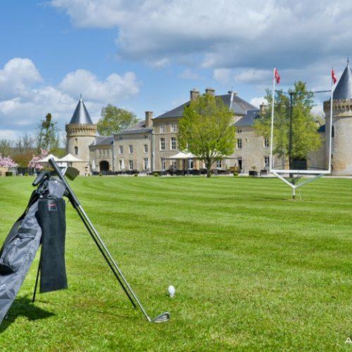 DOMAINE CHATEAU DU FAUCON - Séjour Golfcross Prestige