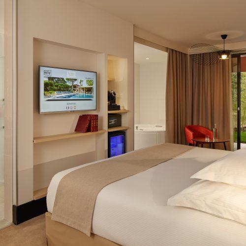 Villa Duflot Perpignan - Hôtel Restaurant & Spa - Une nuit Romantique...en Mini Suite Jaccuzi