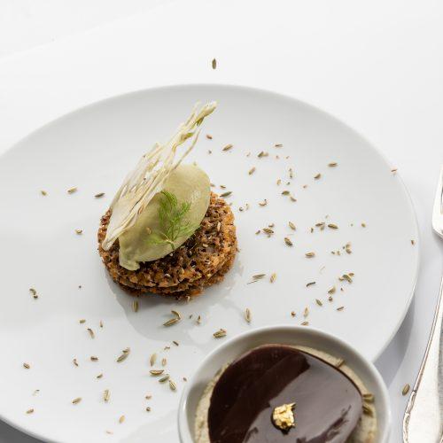 MACA - Coffret gastronomique en 7 actes avec accords mets et vins