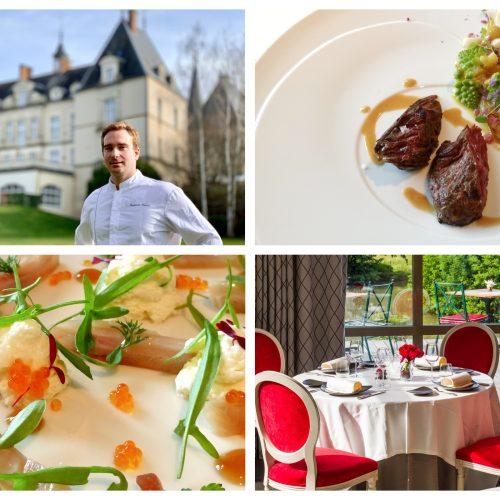 "CHATEAU SAINTE-SABINE - Menu ""Gourmet"" Restaurant Le Lassey"