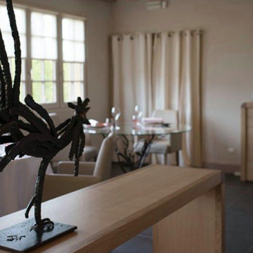 Restaurant Pierre Caillet / Hôtel Le Bec au Cauchois - LA PETITE CALVILLE
