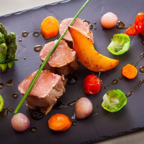 Restaurant Mon Plaisir - Menu Mon Plaisir accord mets et vins