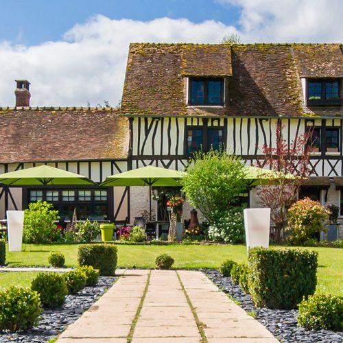 L'AUBERGE DE LA POMME - Coffret homard et champagne Boissons comprises
