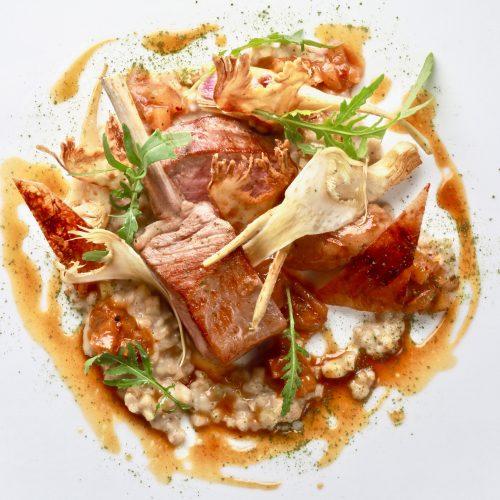Restaurant LE TAILLEVENT - Coffret Lamennais