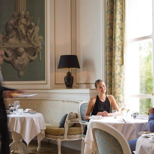 TIARA CHATEAU HOTEL MONT ROYAL CHANTILLY - Menu Dégustation