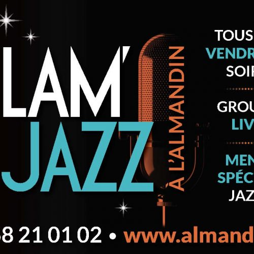 HOTEL ILE DE LA LAGUNE - Soirée Glam' Jazz