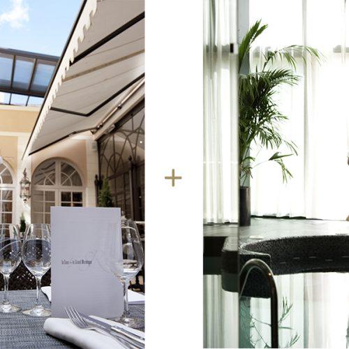 """LE GRAND MONARQUE - """"Sublime""""  Séjour Hôtel  Gastronomie & Spa"""