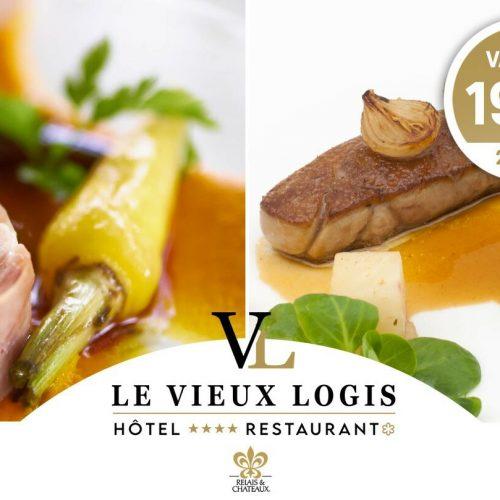 LE VIEUX LOGIS - L'Ephémère
