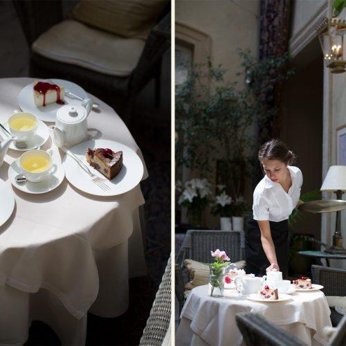 """HOTEL LA MIRANDE - Un """"Goûter"""" à La Mirande"""